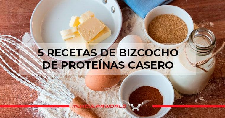 recetas-de-bizcocho-de-proteínas-casero